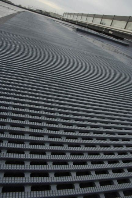Roof Walkway Matting